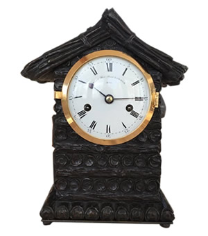 Grant bracket clock