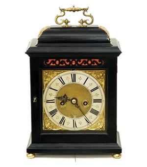 Williamson bracket clock
