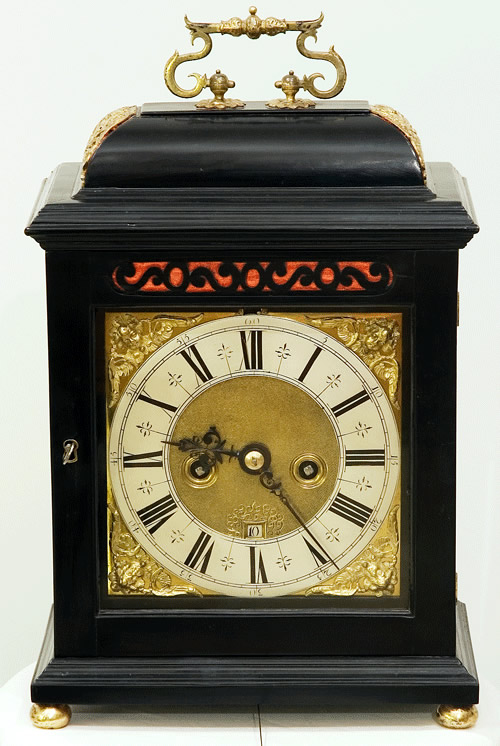 Quarter repeating Bracket clock